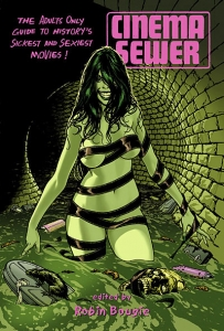 Cinema Sewer Volume One (paperback)