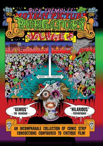 Rick Trembles' Motion Picture Purgatory Volume 2 (paperback)