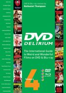 DVD Delirium Volume 4 (paperback)