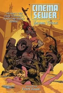 Cinema Sewer Volume Three (paperback)