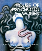 House of Psychotic Women (hardback) SIGNED BY AUTHOR