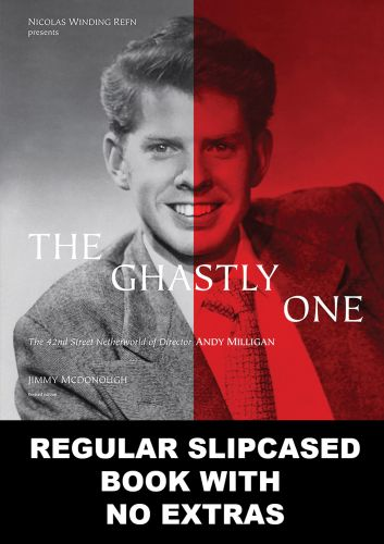 THE GHASTLY ONE: Regular Slipcased Book
