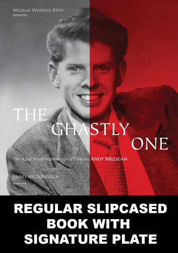 THE GHASTLY ONE: Signed Edition