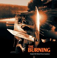 The Burning (Original Soundtrack) - LP