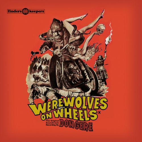 Werewolves On Wheels (vinyl LP)