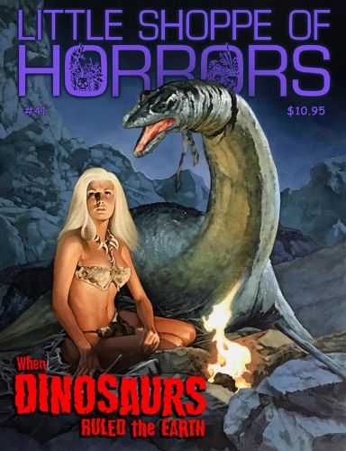 Little Shoppe of Horrors issue 41