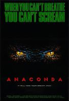 ANACONDA One Sheet Poster