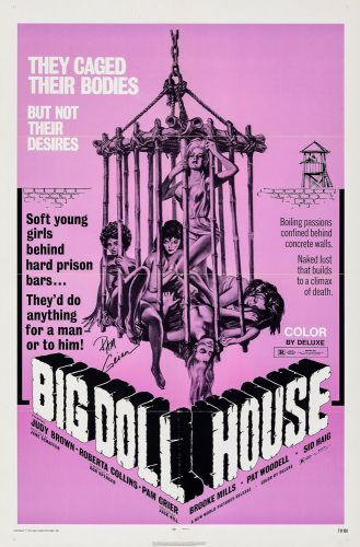 BIG DOLL HOUSE One Sheet Poster