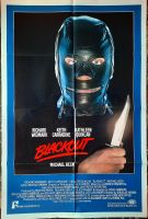 BLACKOUT One Sheet Poster