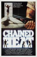 CHAINED HEAT One Sheet Poster