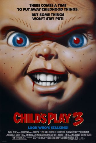 CHILD'S PLAY 3 One Sheet Poster