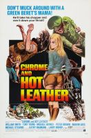 CHROME AND HOT LEATHER One Sheet Poster