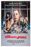 THE CONCRETE JUNGLE One Sheet Poster