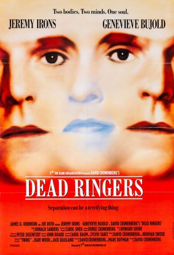 DEAD RINGERS One Sheet Poster