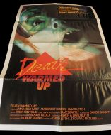 DEATH WARMED UP One Sheet Poster