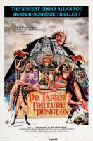DR TARR'S TORTURE DUNGEON One Sheet Poster