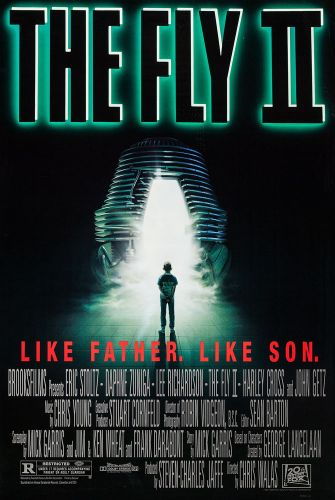 THE FLY II One Sheet Poster