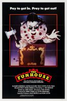 THE FUNHOUSE - style B Poster