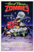 HARD ROCK ZOMBIES One Sheet Poster