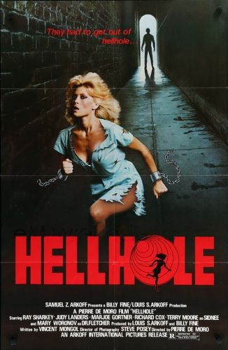 HELLHOLE One Sheet Poster