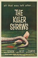 THE KILLER SHREWS One Sheet Poster