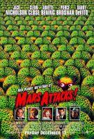 MARS ATTACKS One Sheet Poster
