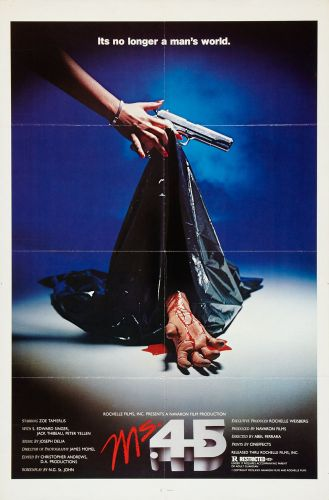MS.45 One Sheet Poster