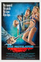 THE MUTILATOR One Sheet Poster