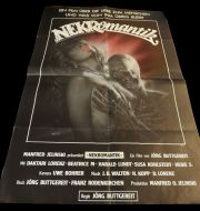 NEKROMANTIK Original First Run Poster