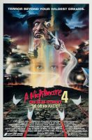 A NIGHTMARE ON ELM STREET 4 One Sheet Poster