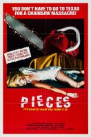 PIECES One Sheet Poster