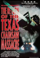 RETURN OF THE TEXAS CHAINSAW MASSACRE One Sheet Poster
