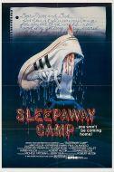 SLEEPAWAY CAMP One Sheet Poster