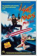 SURF NAZIS MUST DIE One Sheet Poster