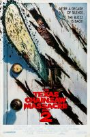 TEXAS CHAINSAW MASSACRE PART 2 - style B Poster