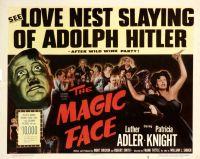 THE MAGIC FACE Half Sheet Poster