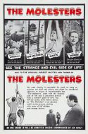 THE MOLESTERS One Sheet Poster