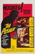 THE PUSHER One Sheet Poster
