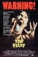 THE STUFF One Sheet Poster