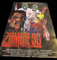 ZOMBIE 90 Poster