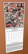 2019 Scala Wall Calendar