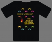 Nicolas Winding Refn: The Act of Seeing T-SHIRT (PRE-ORDER)